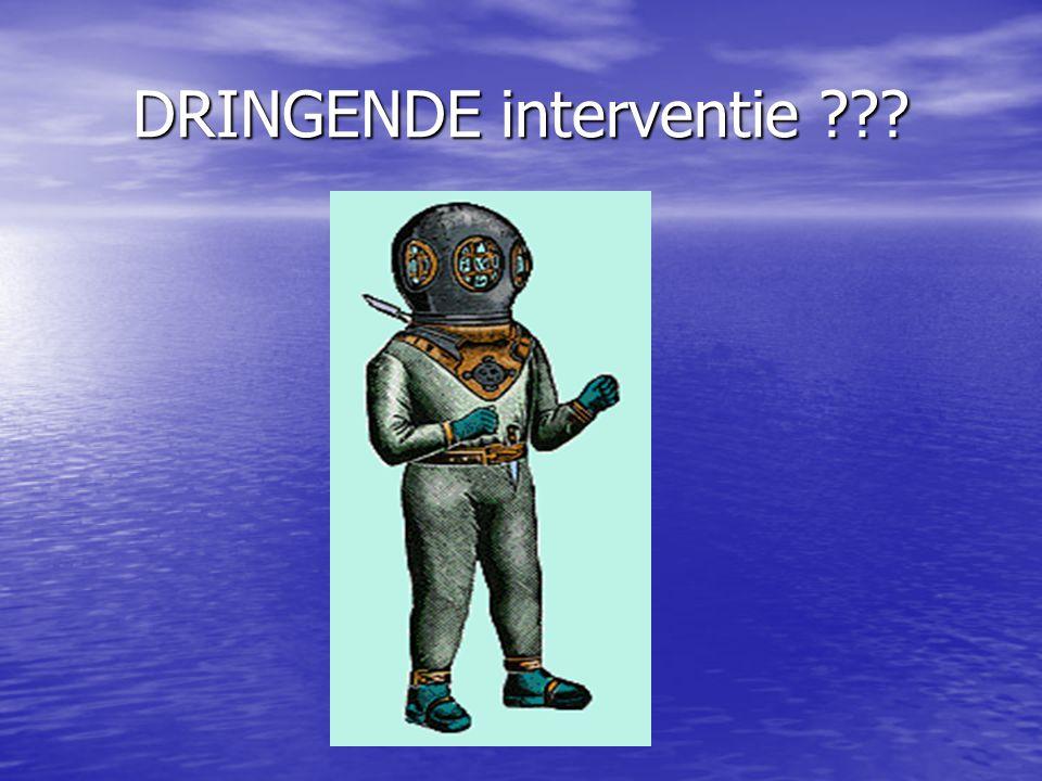DRINGENDE interventie ???