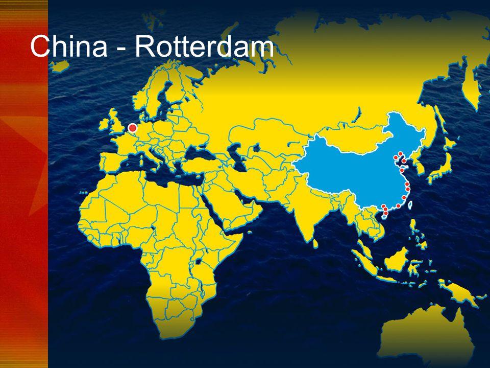37 China - Rotterdam