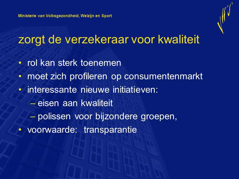 Ministerie van Volksgezondheid, Welzijn en Sport aangeboden: verzekeringpolis garantie: wij kopen alleen in bij zorgondernemingen met positieve klantenervaringen