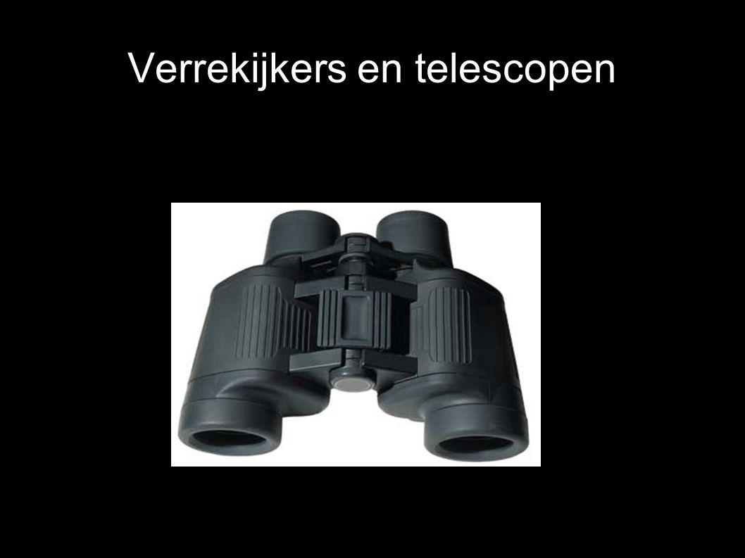Verrekijkers en telescopen