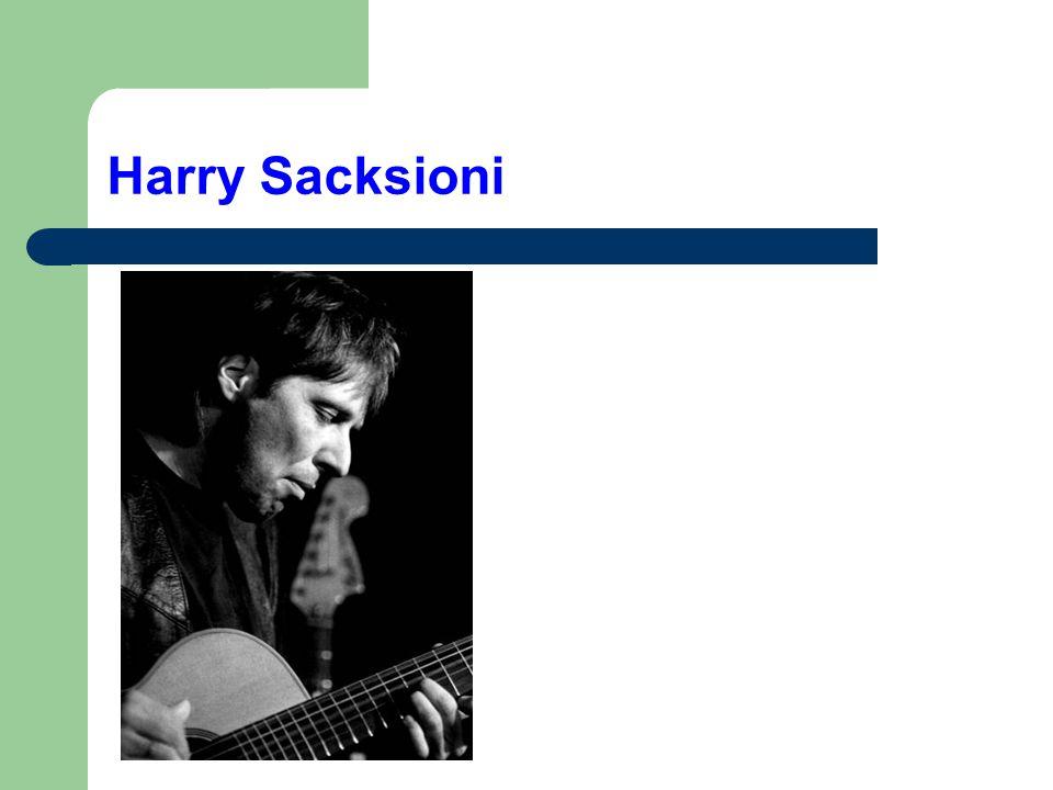 Harry Sacksioni