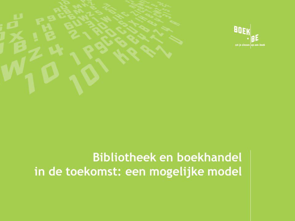 Bibliotheek en boekhandel in de toekomst: een mogelijke model