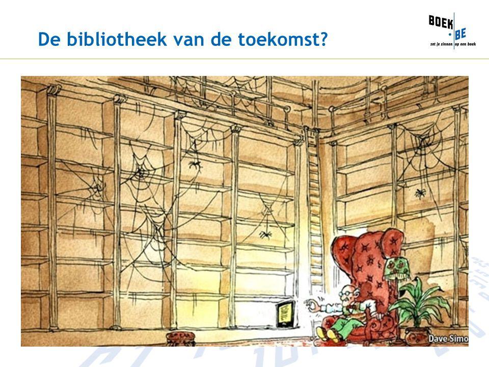De bibliotheek van de toekomst