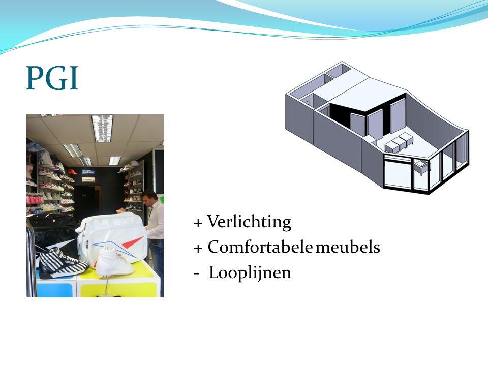 PGI Zichtbaarheid: - Trekpleister zit ernaast met ook blauwe kleuren - Moeilijk naar binnen kijken + Deuren staan wijd open