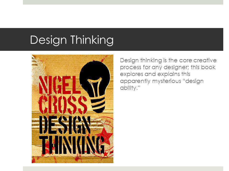 Nigel Cross Nigel Cross is a British academic, a design researcher and educator, Emeritus Professor of Design Studies at The Open University, United Kingdom