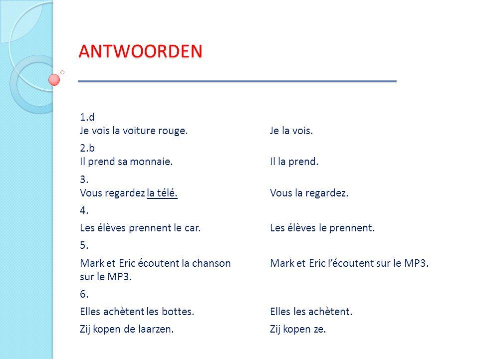 Vertaal de zinnen over het weer (verleden tijd) 19.