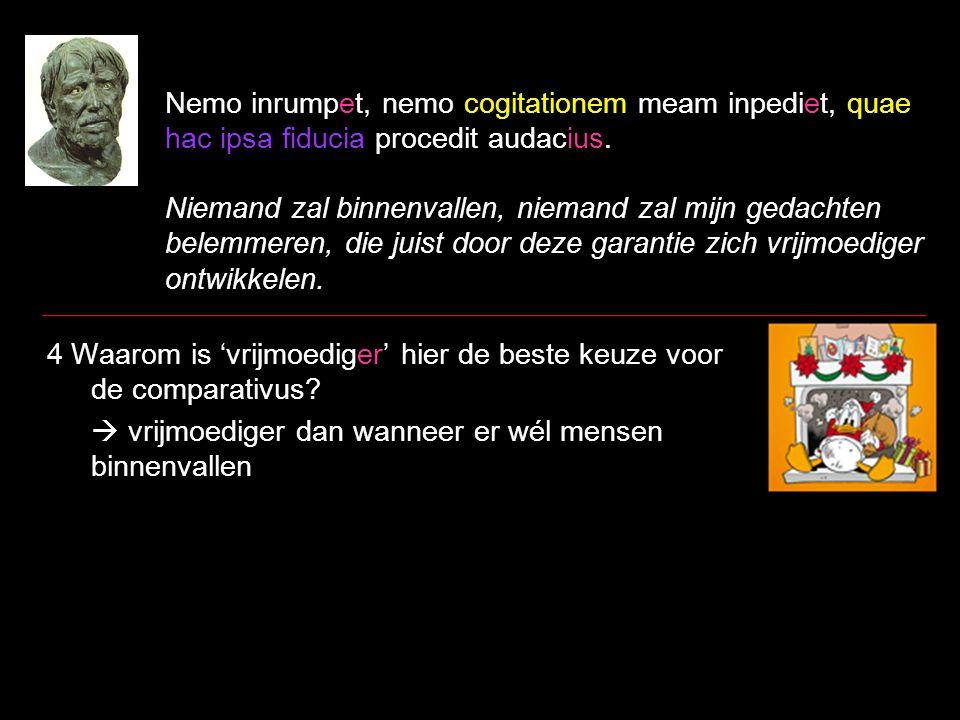 Wilskracht Quidquid facere te potest bonum, tecum est.