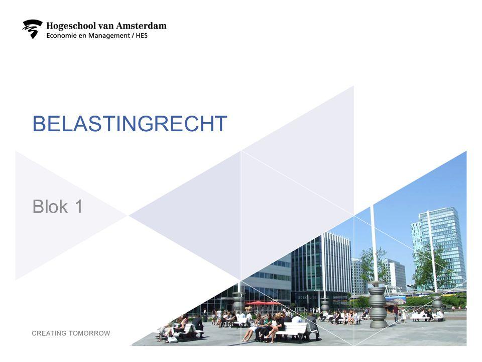 33 BELASTINGBEREKENING 2012 (1) •Box 1 inkomen € 45.000 •Box 2 inkomen€ 20.000 •Box 3 grondslag € 3.000 •Heffingskortingen€ 0 •Voorheffingen€ 0 •Voorl.