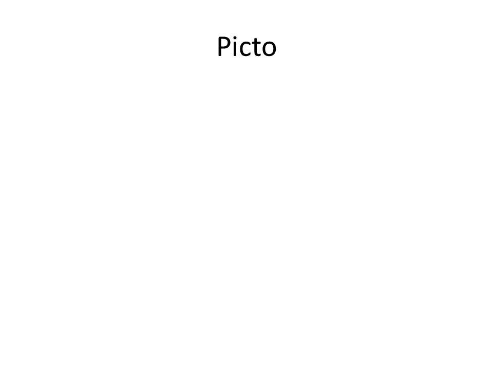 Opdracht 2a vooronderzoek • Leg de meegebrachte pictogrammen op tafel.
