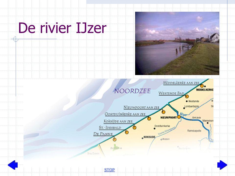 De rivier IJzer STOP