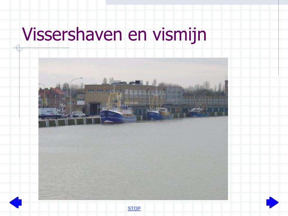 Vissershaven en vismijn STOP