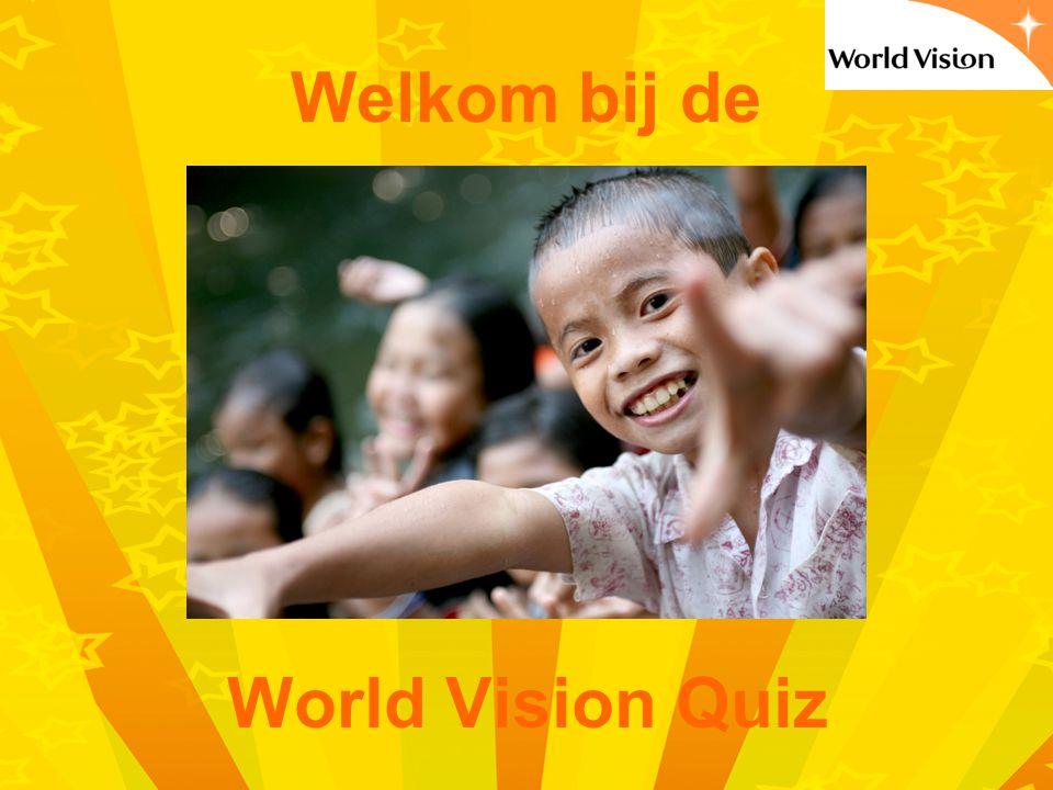 World Vision Quiz Welkom bij de