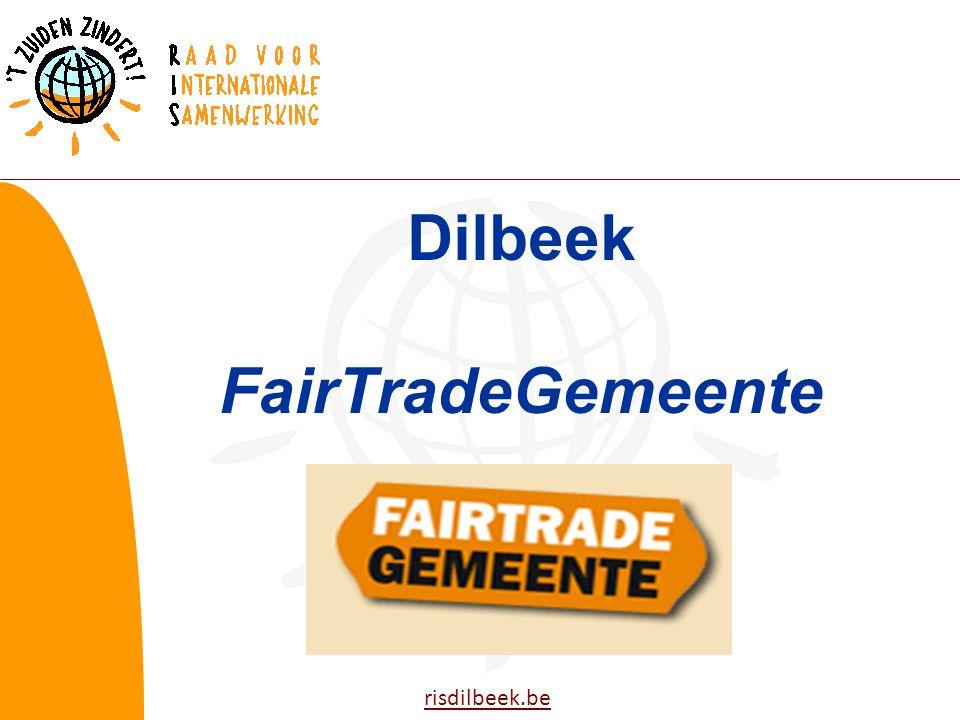 risdilbeek.be Dilbeek FairTradeGemeente