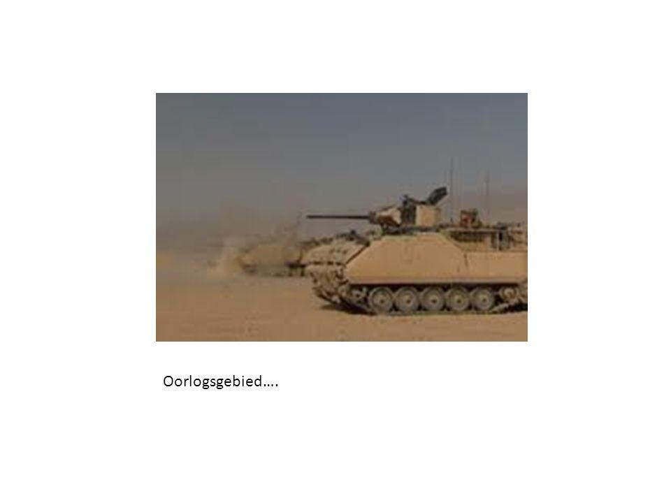 Oorlogsgebied….