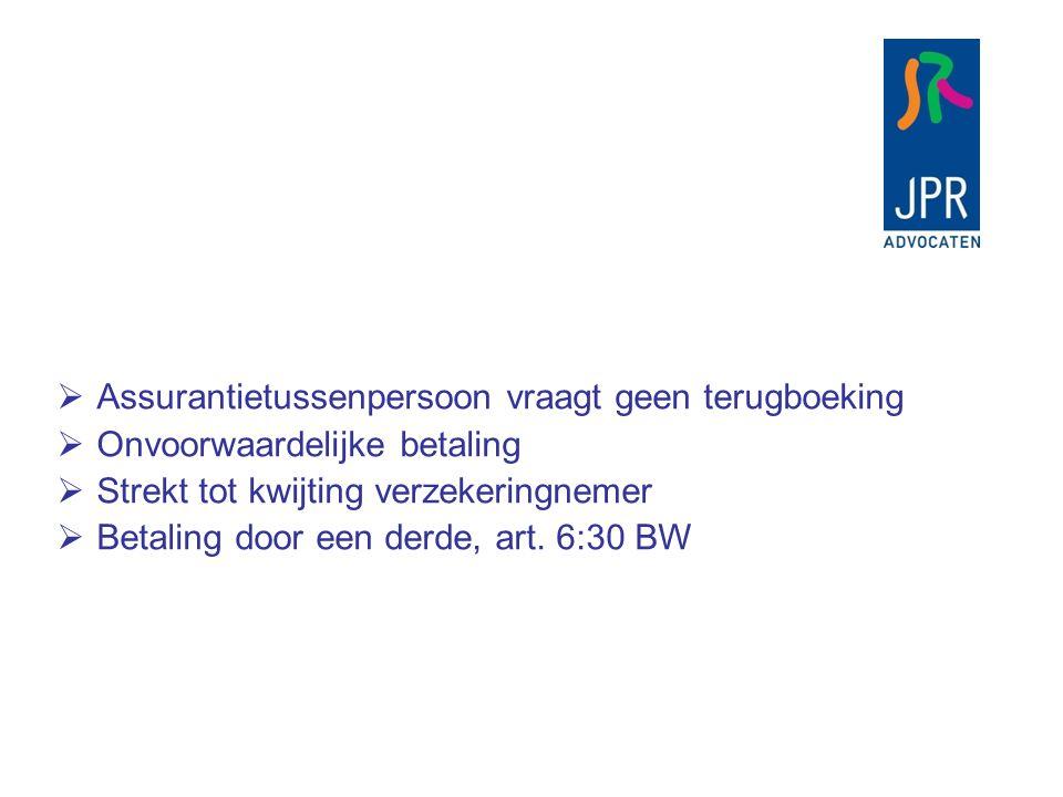  Rechtbank Maastricht 16 april 2008 LJN BD1301  Op schade-uitkering rustte stil pandrecht Rabobank, wie gaat voor pandhouder of assurantietussenpersoon.