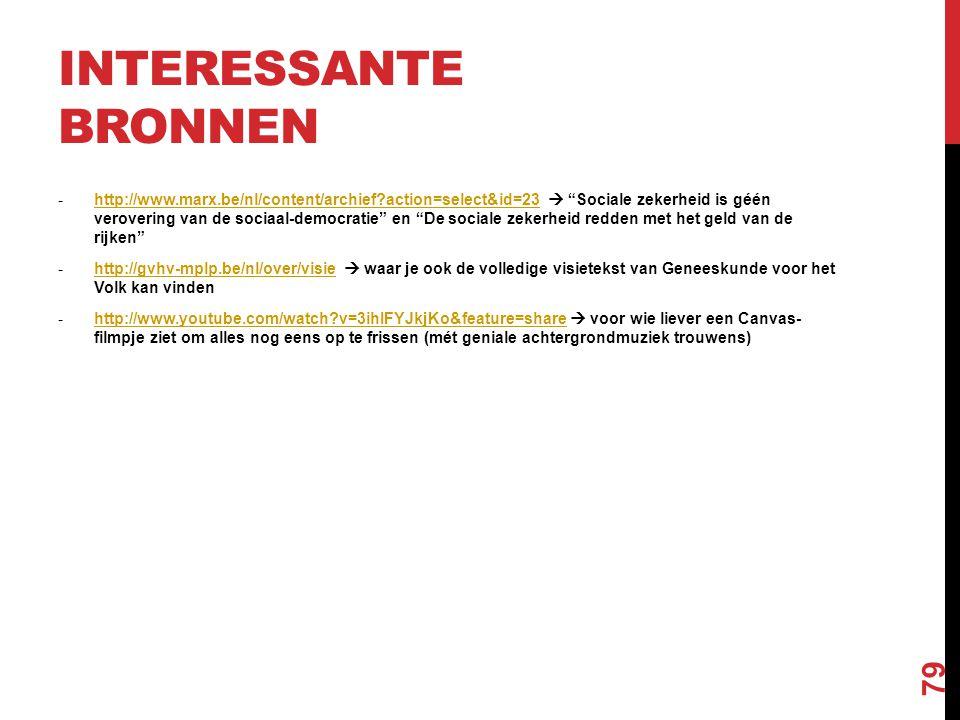 """INTERESSANTE BRONNEN -http://www.marx.be/nl/content/archief?action=select&id=23  """"Sociale zekerheid is géén verovering van de sociaal-democratie"""" en"""