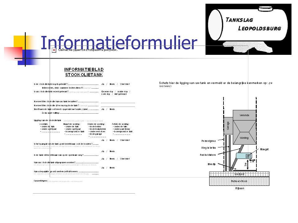 Informatieformulier