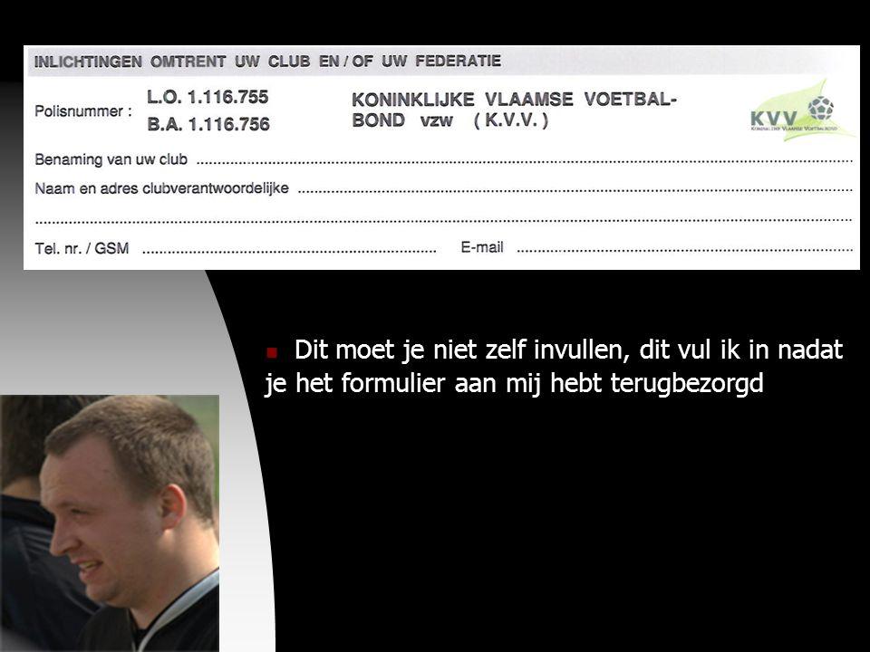 04-09-09  Dit moet je niet zelf invullen, dit vul ik in nadat je het formulier aan mij hebt terugbezorgd