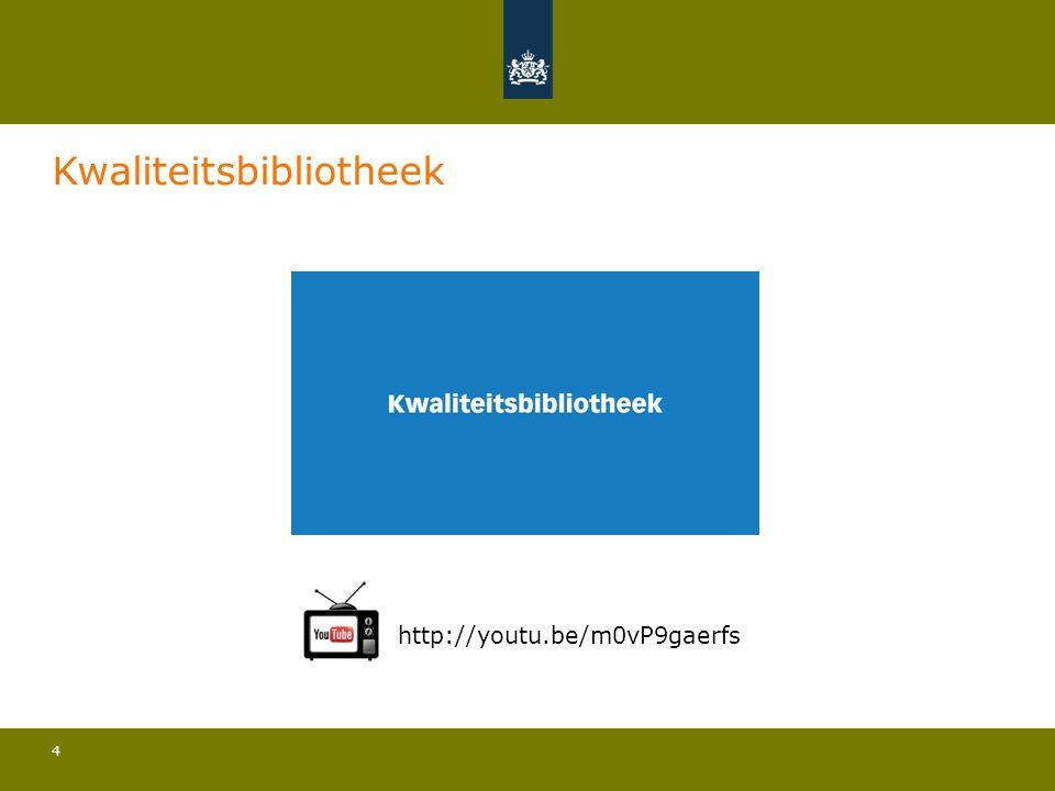 45Ineke Roede & Willemijn Krol   4 juli 201345 Module in kwaliteitsstandaard