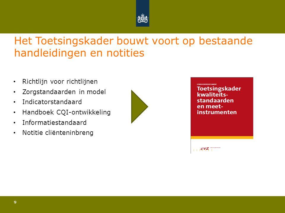 50Ineke Roede & Willemijn Krol   4 juli 201350 Hoe kwaliteitsstandaarden modulair opbouwen?