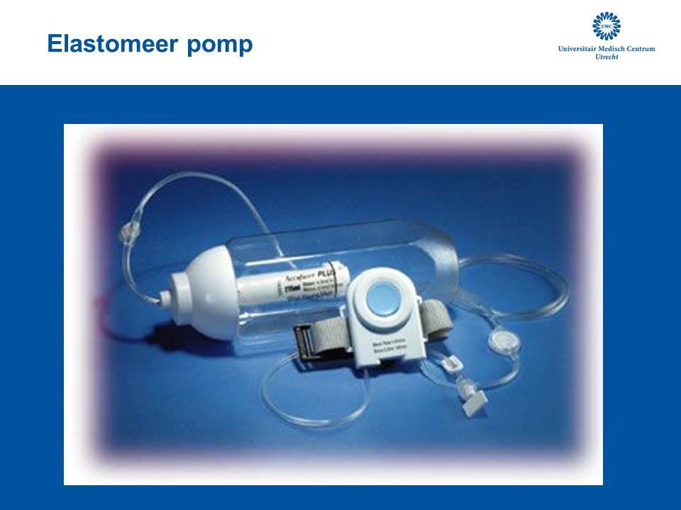 Elastomeer pomp