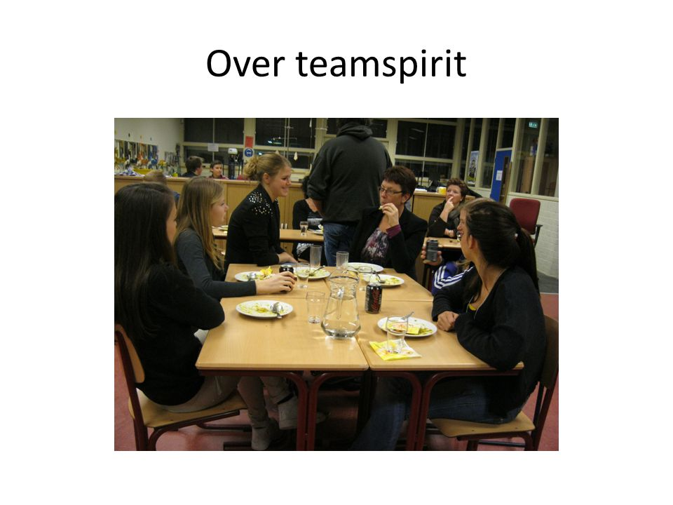 Over teamspirit
