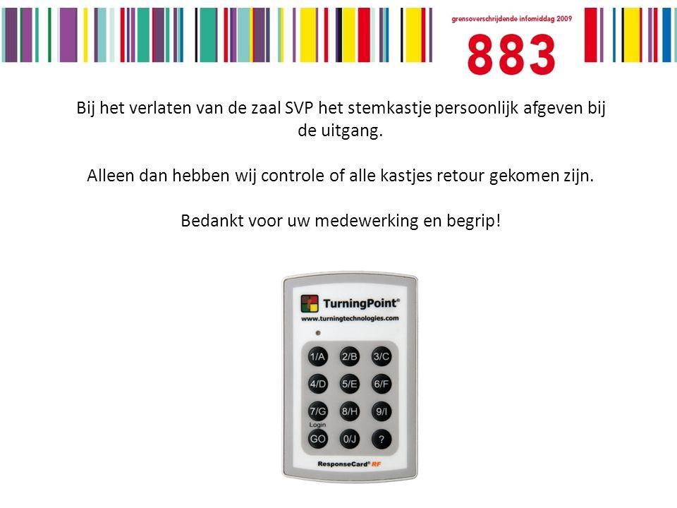 1) Mevrouw Pletter woont en werkt in Nederland.