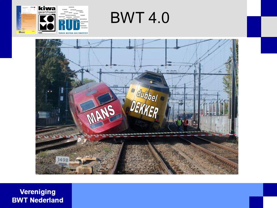 Vereniging BWT Nederland BWT 4.0