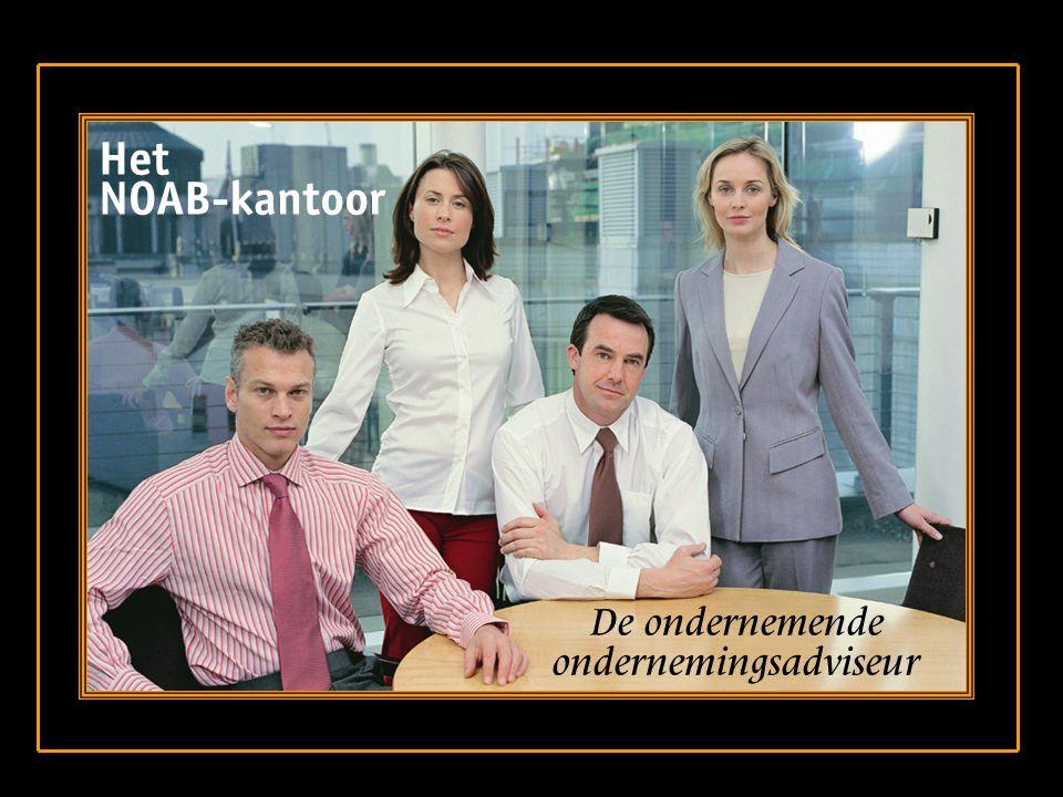De ondernemende ondernemingsadviseur Het NOAB-kantoor