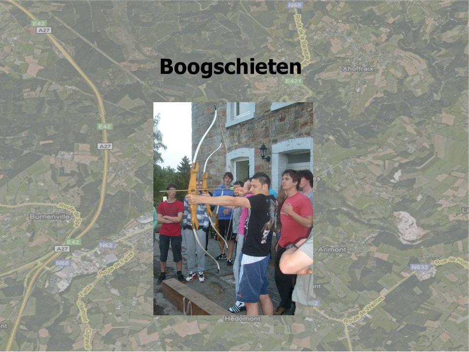 Boogschieten