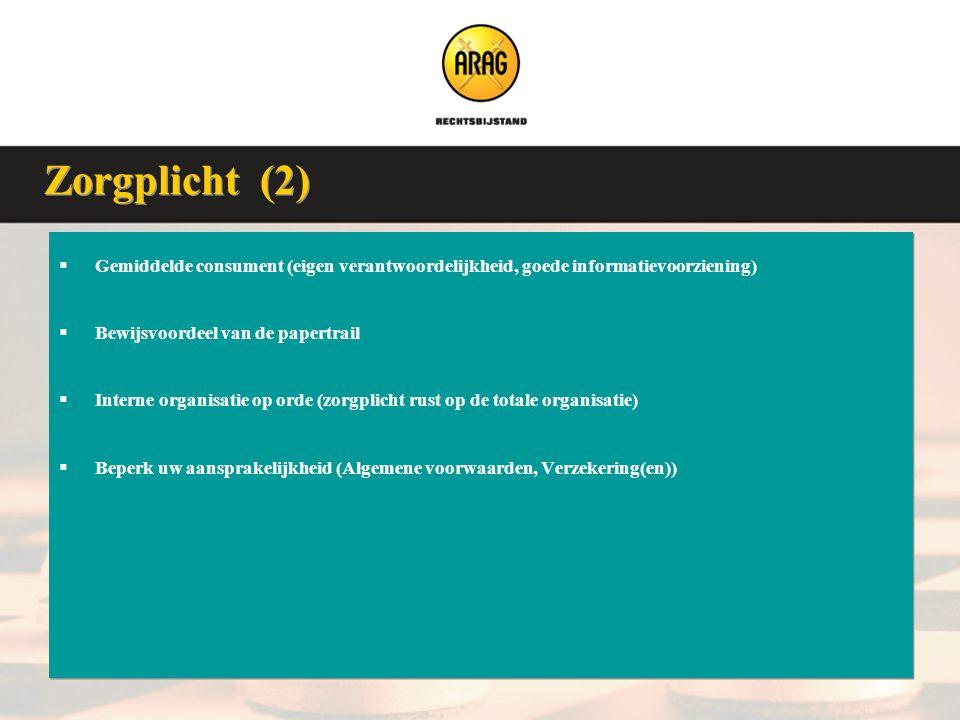 Veluwse Assurantieclub 9 januari 2008  Gemiddelde consument (eigen verantwoordelijkheid, goede informatievoorziening)  Bewijsvoordeel van de papertr