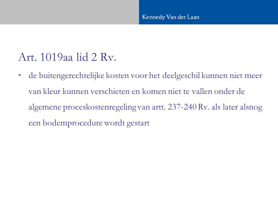 Art.1019aa lid 2 Rv.