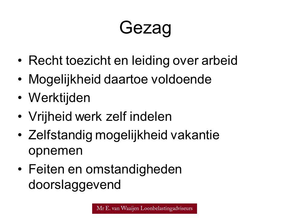 30% regeling •Hof Den Bosch, 13 december 2005, nr.