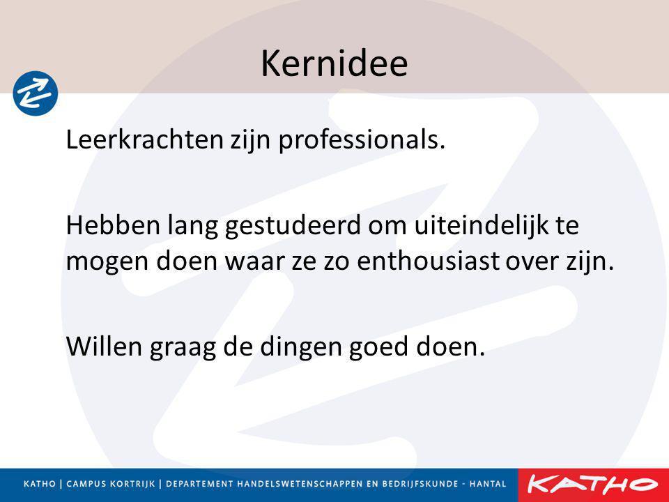 6.6 Praktiseren van een gezaghebbende maar dienende functie • Je verwerft op een natuurlijke manier gezag als je heel goed weet waarover het op de 'werkvloer' gaat en als je dienstbaar bent.
