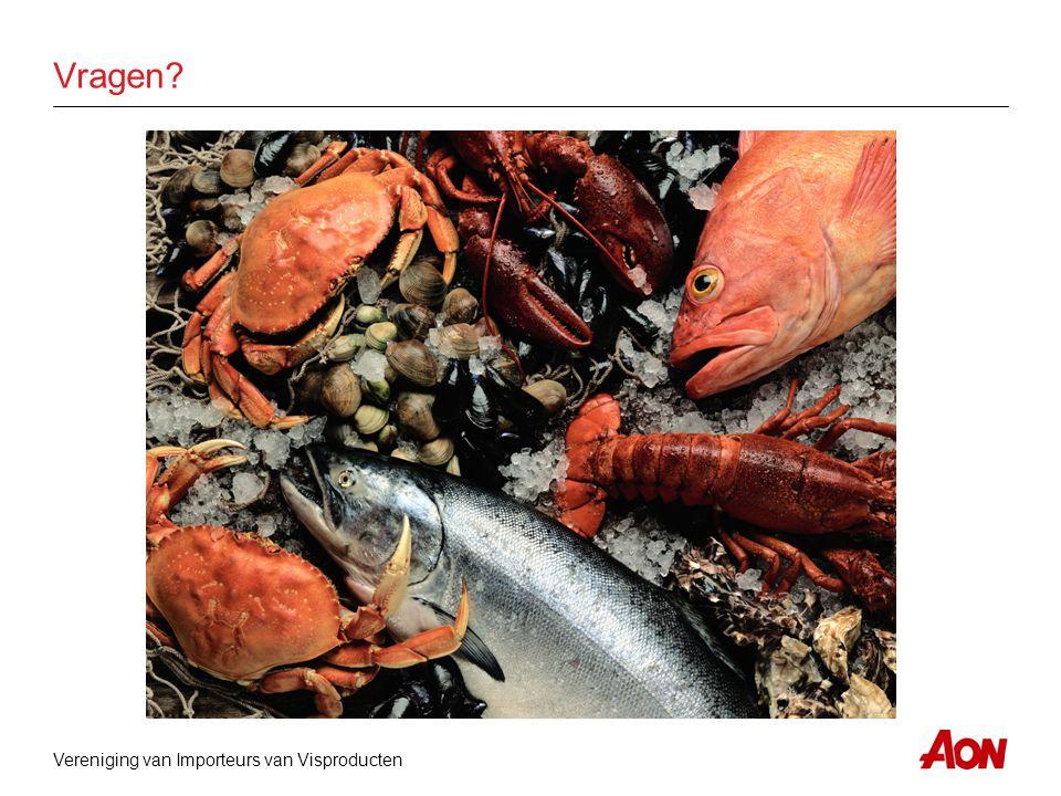 Vereniging van Importeurs van Visproducten Vragen?