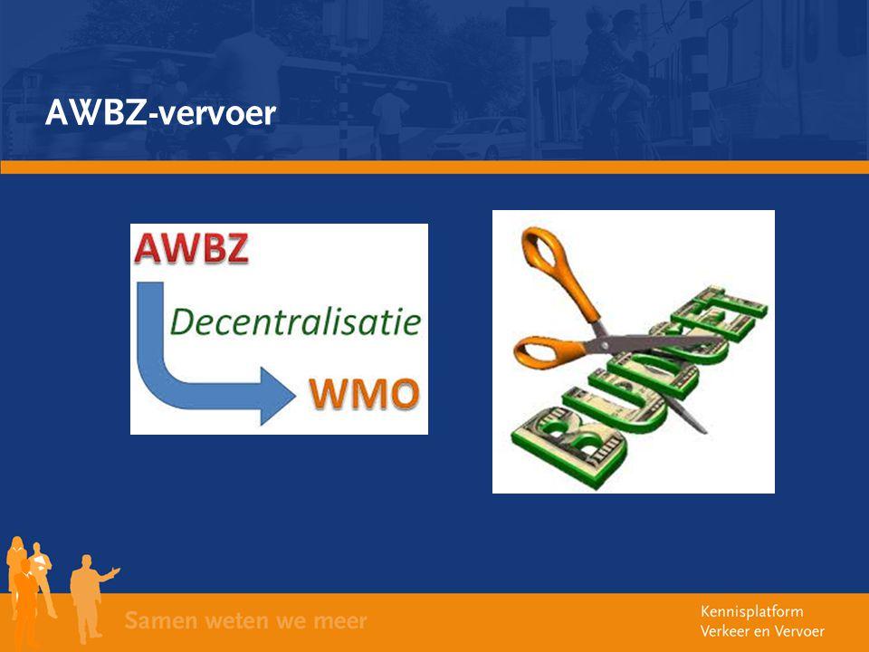 AWBZ-vervoer
