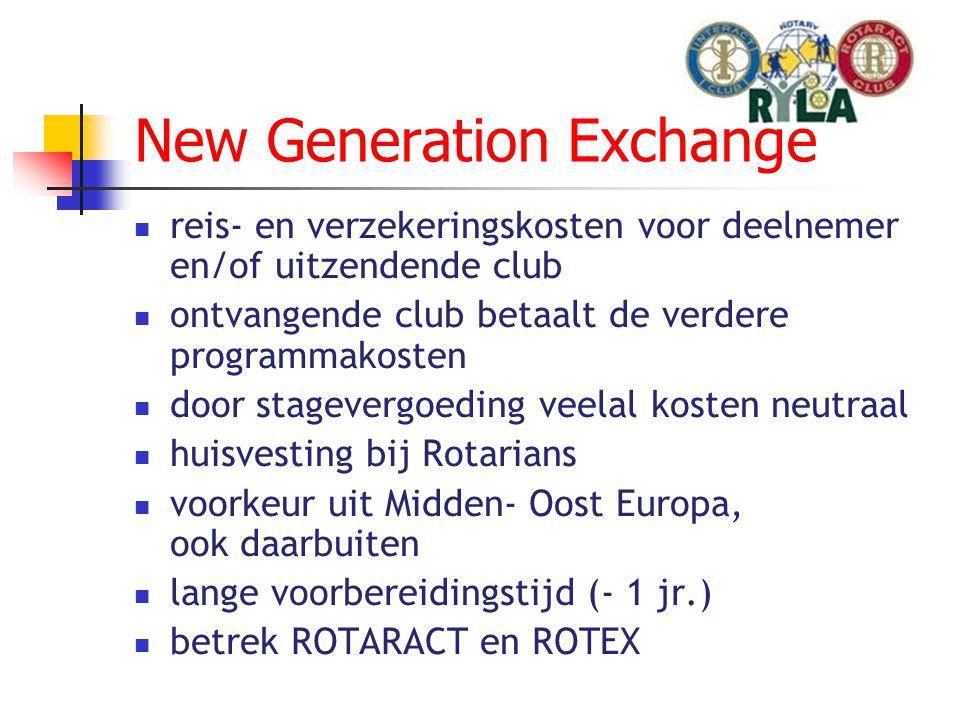 ROTARACT  studerende & werkende jongeren 18 tot 30 jr.