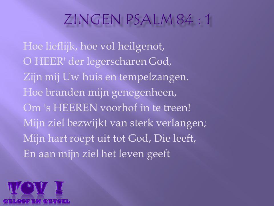 Vertrouw op Hem! Lees vanavond voordat je naar bed gaat Psalm 23 nog maar………