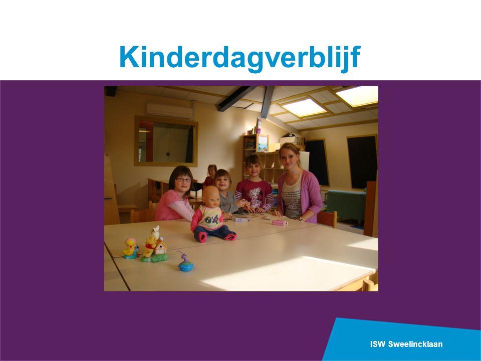 ISW Sweelincklaan Kinderdagverblijf