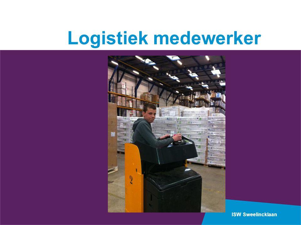 ISW Sweelincklaan Logistiek medewerker