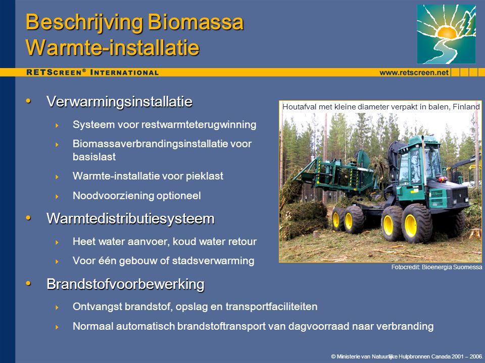© Ministerie van Natuurlijke Hulpbronnen Canada 2001 – 2006.