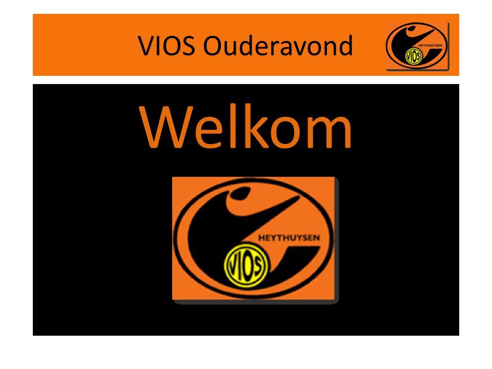 VIOS Ouderavond Website (www.svvios.nl) Toernooi  Toernooicommissie (ToCo)  Downloads diverse documenten  Wedstrijdschema Reilen & zeilen