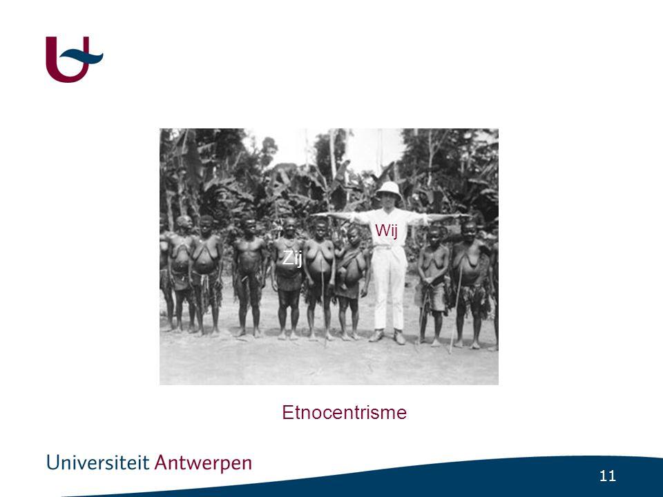 11 Etnocentrisme Wij Zij