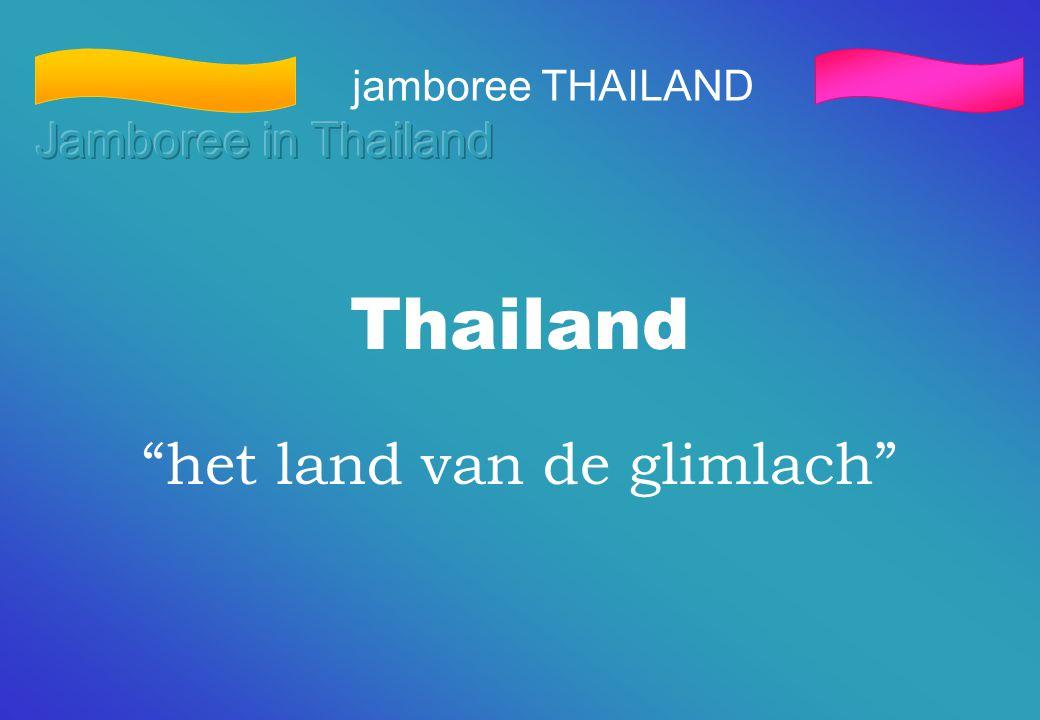 "Thailand ""het land van de glimlach"""