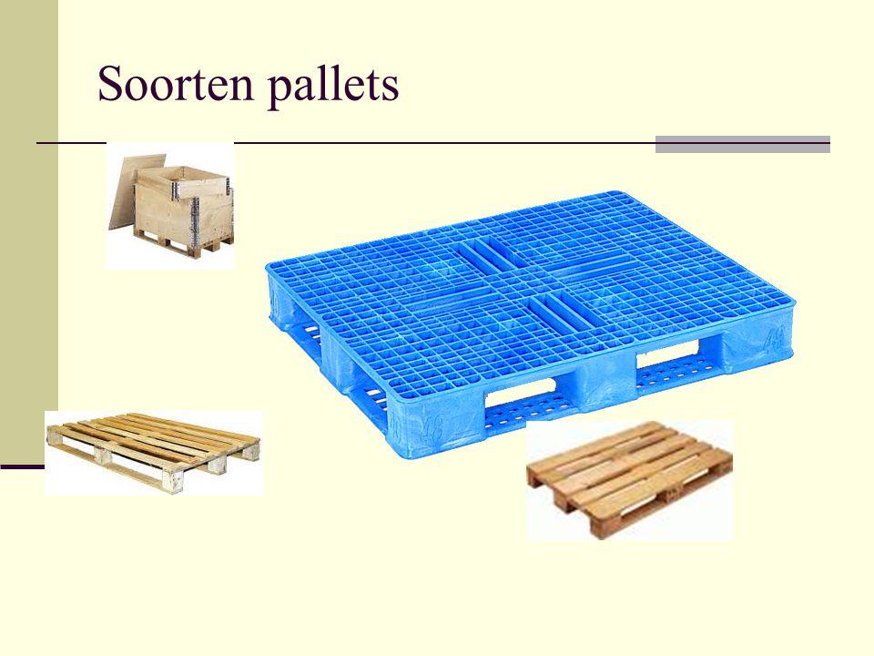 Soorten pallets