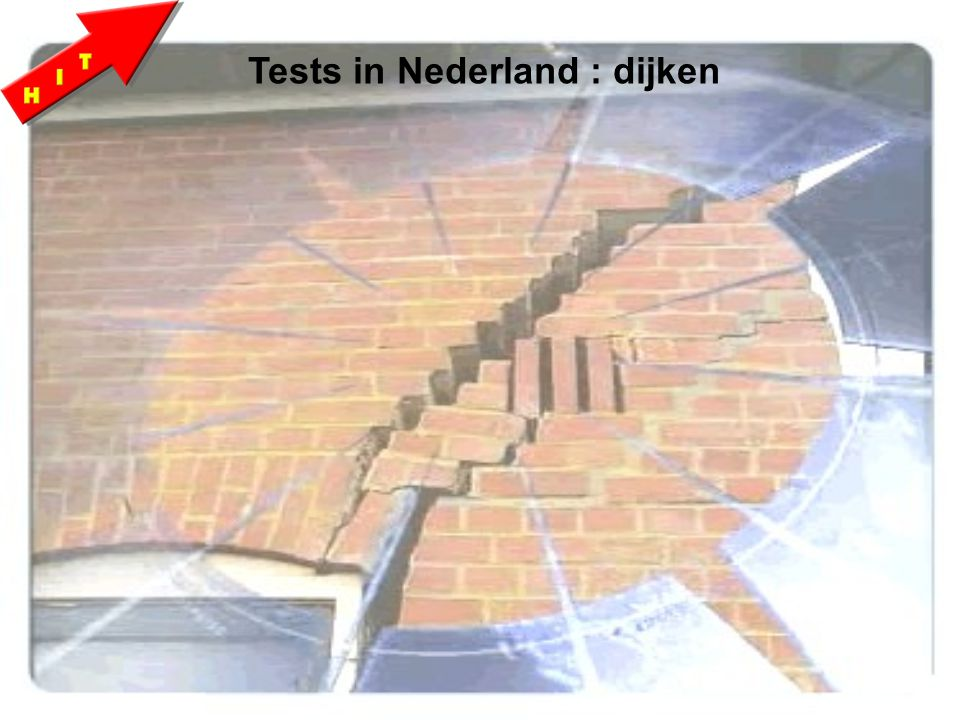 Tests in Nederland : dijken