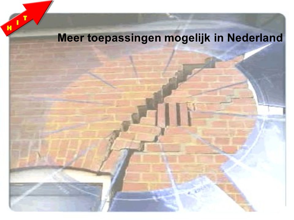 Meer toepassingen mogelijk in Nederland