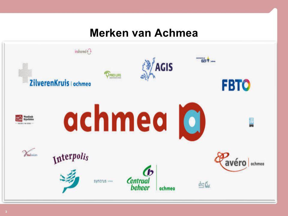 4 Organogram Achmea
