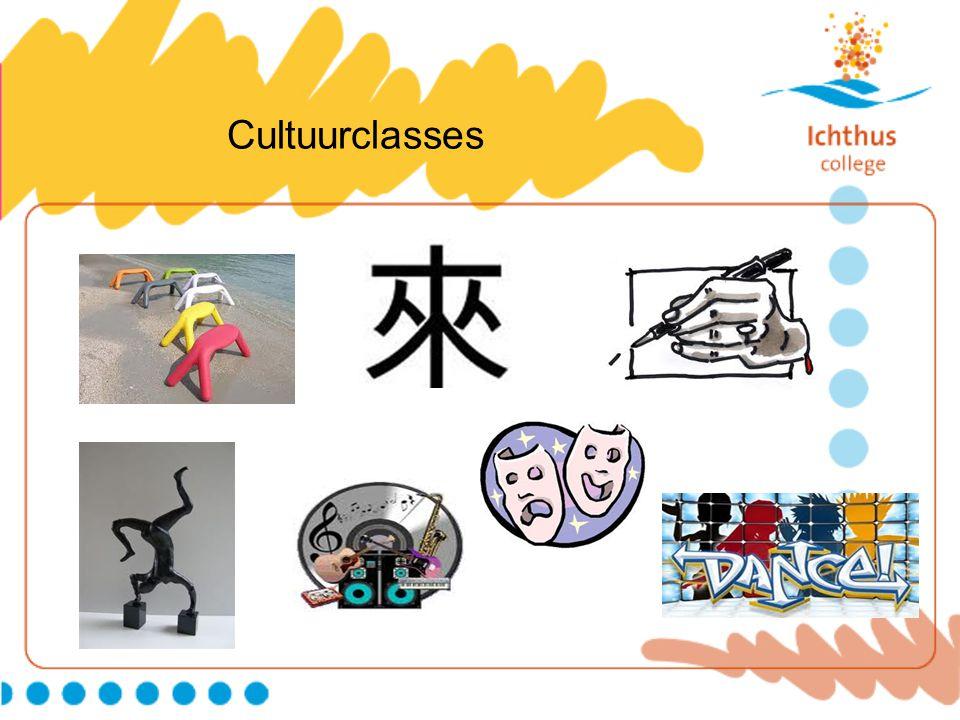 Cultuurclasses