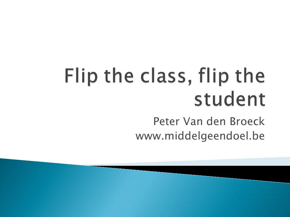 Peter Van den Broeck www.middelgeendoel.be